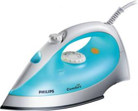 Get 22% off on Philips GC 1011 Steam Iron  (Blue)