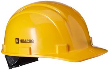 HeaPro SD Safety Helmet, Yellow for Rs. 225