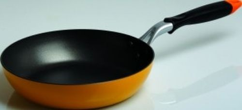 Cook Plus Fry Pan - Yellow for Rs. 789