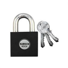 Buy RAMSON Rock Hardend Shackle [ Hardy Quality] Lock With 3 Pin Cylinder keys (50MM) from Amazon