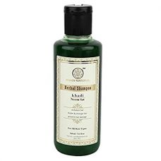 Buy Khadi Natural Herbal Neem Sat Cleanser, 210ml from Amazon