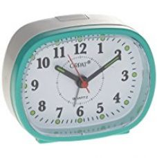 Orpat Beep Alarm Clock (Green, TBZL-607) for Rs. 241