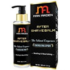 Man Arden After Shave Balm Island Emperor (Healing & Nourishing Silk Protein, Jojoba Oil), 100 ml for Rs. 449