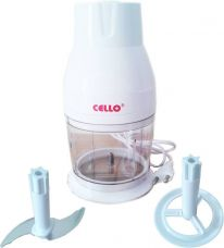 Buy Cello Dual Versatility 250 W Hand Blender  (White) from Flipkart
