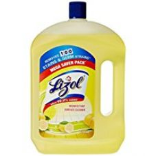 Buy Lizol Disinfectant Floor Cleaner Citrus, 2 L from Amazon