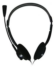 Zebronics ZEB-11HMV/15HMV Stereo Headphone with Mic (Black) for Rs. 189