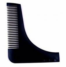 Buy JERN Beard Shaping & Styling Tool Comb for Perfect Beard Lines & Symmetry (Black) from Amazon