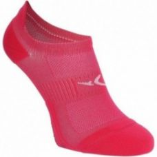 500 Invisible Fitness Socks Twin-Pack - Pink for Rs. 99