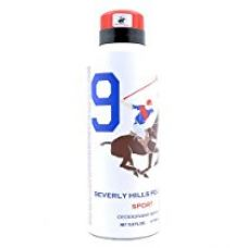 Beverly Hills Polo Club No.9 Deodorant For Men 175 ML for Rs. 225