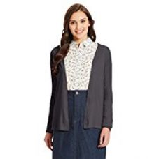 Buy Bombay High Women's Cotton Cardigan from Amazon