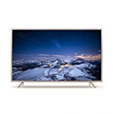 Buy TCL 109.3 cm (43 inches) L43P2US 4K UHD LED TV (Golden) for Rs. 30,990