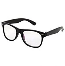Buy FADDISH Antireflective Spectacle Frame with Case - (BO35MBTWY|53 mm|Transparent) from Amazon