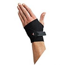 Omtex Elasticized-Fabric Hand or Thumb Support, Men's Free Size (Black) for Rs. 89