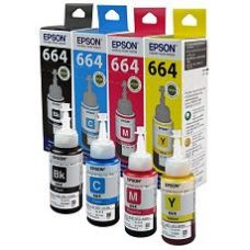Buy Epson Ink Bottles- Set of 4 from SnapDeal