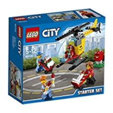 Buy Lego Airport Starter Set, Multi Color from Amazon