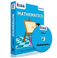 Buy Idaa Class 4 Mathematics Educational CBSE (CD) from Amazon