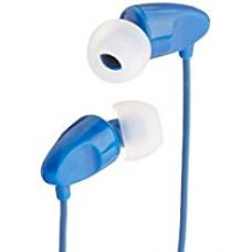 Buy AmazonBasics In-Ear Headphones (Blue) from Amazon