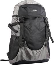 Buy Zwart 414107 35 L Free Size Backpack  (Black, Grey) from flipkart