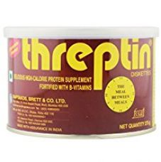 Buy Threptin Chocolate Protein Supplement Biscuits - 275 g from Amazon
