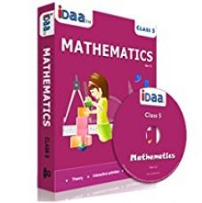 Buy Idaa Class 5 Mathematics Educational CBSE (CD) from Amazon