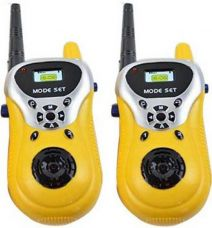 Flat 53% off on RR Enterprizes Best (Yellow) Walkie Talkie Set