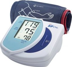 Dr. Morepen BP3 - BG1 One Fully Automatic Upper Arm Bp Monitor  (White) for Rs. 899