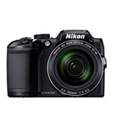 Buy Nikon Coolpix B500 16MP Point and Shoot Camera with 40xOptical Zoom (Black) with HDMI cable + 16 GB SD card + Carry Case from Amazon