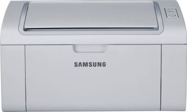 Buy Samsung - ML 2161 Monochrome Laser Printer  (Grey) for Rs. 4,099
