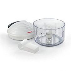 Buy Primeway Metaltex Rotomac Chopper with moving blades, Plastic, White from Amazon