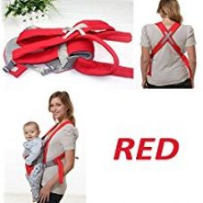 Pindia Fancy Red Kangaroo Style Baby Carrier for Rs. 360