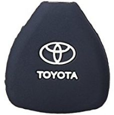 Buy ATZ  Silicone Key Cover for Toyota Innova (Black) from Amazon