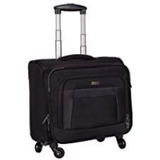Cosmus Polyester 42Litres Black Laptop Roller Cases for Rs. 2,799