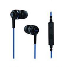 SoundMagic ES18S In-Ear Headphones (Black/Blue) with Mi for Rs. 649