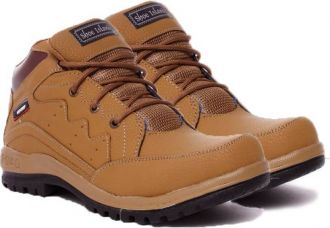 Shoe Island Outdoors  (Brown) for Rs. 499