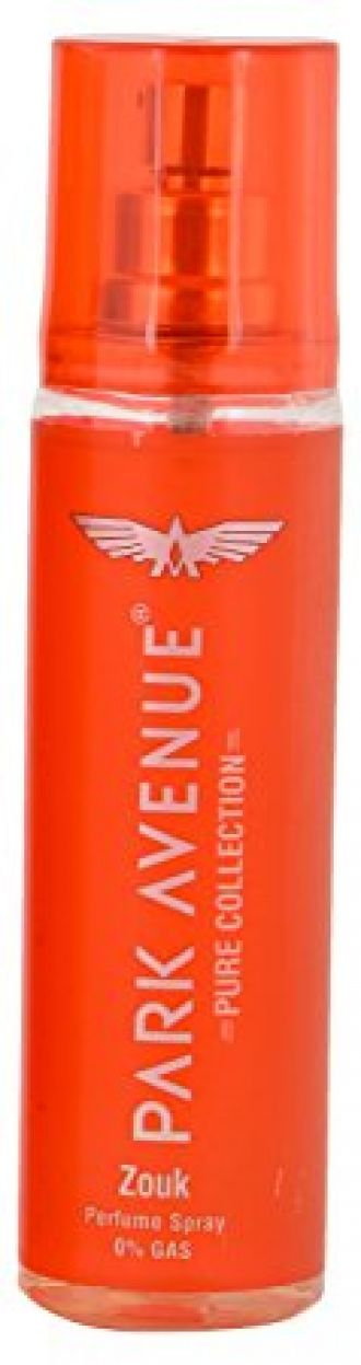 Buy Park Avenue Pure Collection Zouk Perfume Spray, 135ml from Amazon