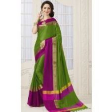 Buy Indian Beauty Present Art Silk Designer Saree (ALL COLOR AVAILABLE) for Rs. 349