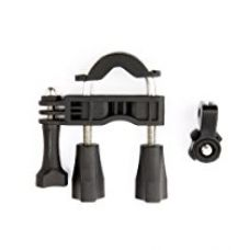 Buy Veho VCC-A017-UPM Universal Bar Mount with Tripod Mount (Black) from Amazon