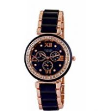Buy Fabiano New York Analogue Multicolor Dial Women's And Girl's Watch-Fny012 from Amazon