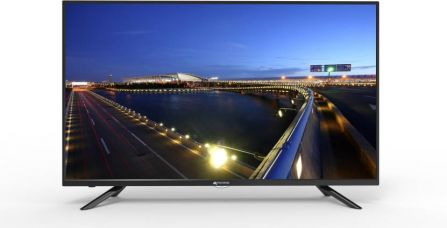 Flat 50% off on Micromax 127cm (50) Full HD LED TV  (50V8550FHD, 2 x HDMI, 2 x USB)