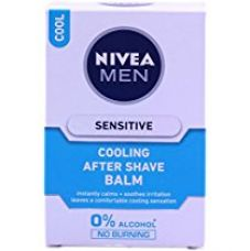 Buy NIVEA MEN Sensitive Cooling After Shave Balm 100ml from Amazon