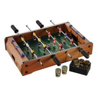 Buy Foosball Table Game With 6 Shots From Hopscotch