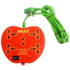 Buy Hilex Apple Shaped Extension Cord Board for Rs. 142