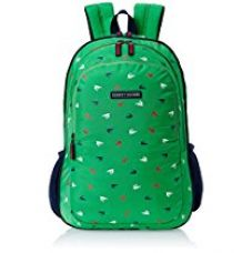 Buy Tommy Hilfiger Queens Green Children's Backpack (TH/BTS06QNS) from Amazon