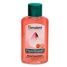 Himalaya Herbals Pure Hands Hand Sanitizer - 100 ml (Strawberry) for Rs. 76