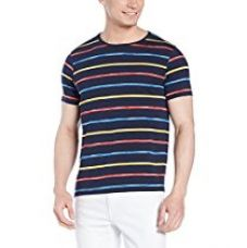 Buy Qube By Fort Collins Men's T-Shirt from Amazon