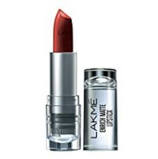 Lakme Enrich Matte Lipstick, Shade RM12, 4.7 g for Rs. 225