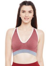 Buy Non Padded Sports Bra from Myntra