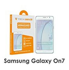 Samsung On7 Premium Tempered Glass Screen Protector [9H] - Full HD, Shatterproof, Anti Scratch Screen Guard For Samsung On7 for Rs. 189