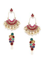 Set of 2 Drop Earrings for Rs. 498