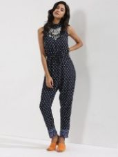 Buy DAISY STREET Jumpsuit With Placement Print for Rs. 897